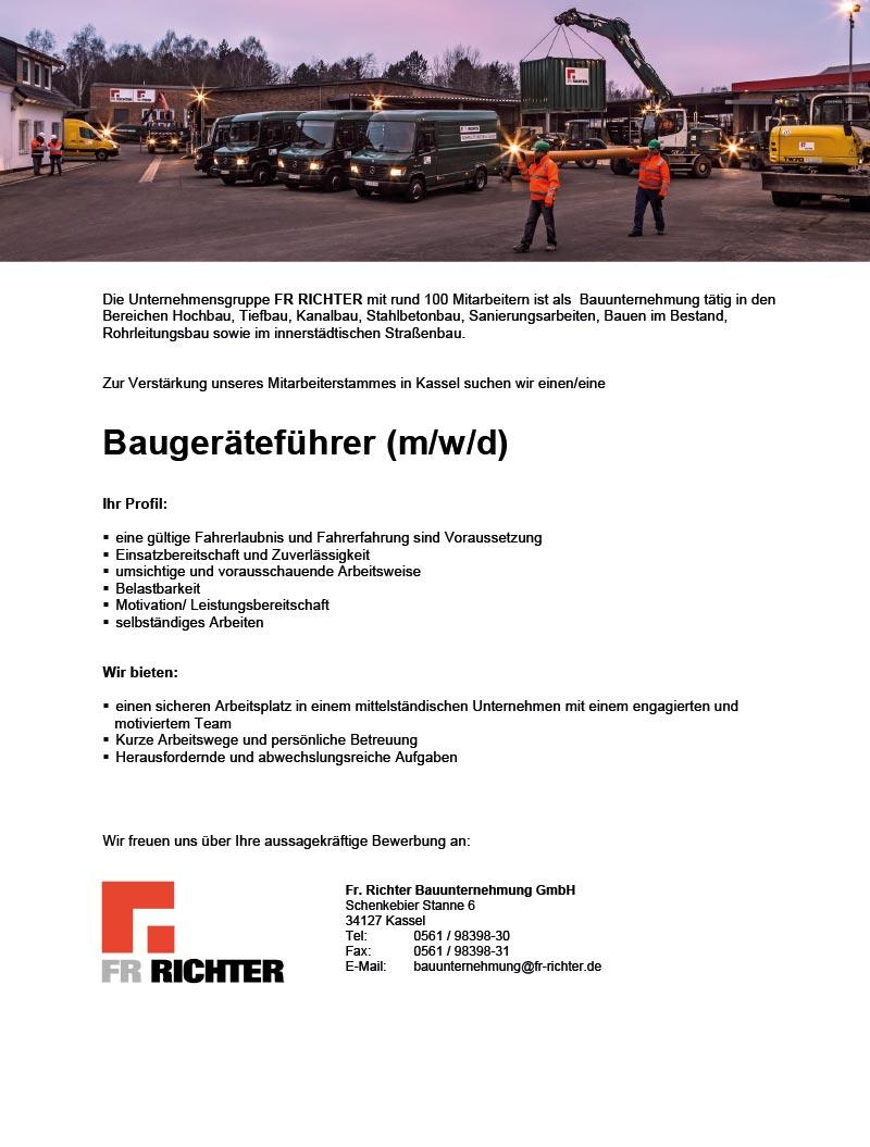 fr-richter-stellenangebot-baugeraetefuehrer